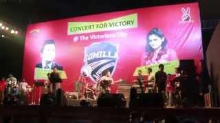 Comilla Concert | Comilla Victorians | Fuad | BPL 2015