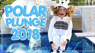 Polar Bear Plunge 2018 | Brooklyn and Bailey ft Grant Knoche