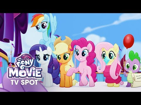 Xxx Mp4 My Little Pony The Movie 2017 Official TV Spot – 'Behind The Scenes' 3gp Sex
