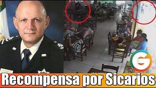 Recompensa por sicarios que ejecutaron a mando de la Policía Federal en Veracruz