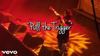 Russ - Pull the Trigger (Live) Guy Gets On Stage