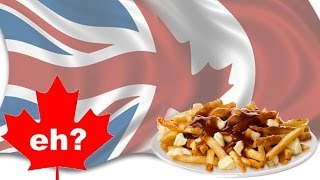 Top 10 Differences Between The UK & Canada