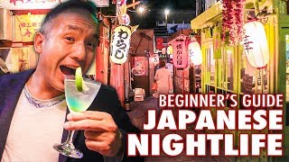 Japanese Nightlife Etiquette   Beginner's Guide