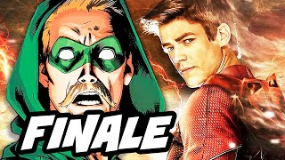 Arrow Season 4 Episode 23 Finale - TOP 5 WTF and The Flash Explained