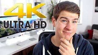 Meine Erfahrung mit 4K-Monitoren! (Samsung U28D590P Review) - felixba