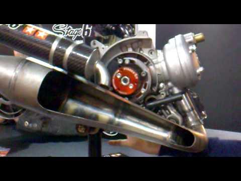 EICMA 2012 Blocco motore completo Stage 6