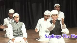 Kawwali Khwaza & Bhar Do Jholi By SBMHSS's Students