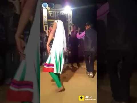 Indian girl dance with boyfriend    desi sexy dance