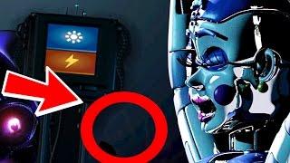 4 NEW ANIMATRONICS REVEALED!? MINIREENA SECRET! | Five Nights at Freddy's Sister Location NEW UPDATE