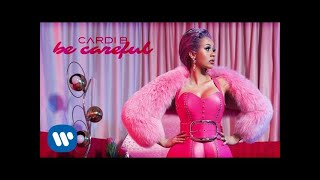 Cardi B - Be Careful [Official Audio]