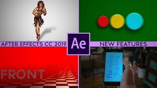 New Features in Adobe After Effects CC 2019