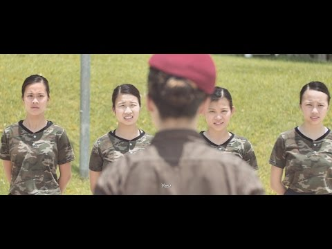 If girls were the ones who serve army - a Butterworks short film