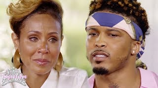 August Alsina opens up about his battle with addiction on Jada Pinkett Smith's show