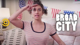 Hack Into Broad City - July 4