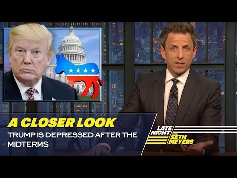 Trump Is Depressed After the Midterms A Closer Look