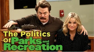"""The Politics of """"Parks and Rec"""""""