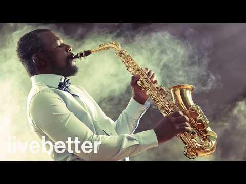 Jazz Moderno Suave Alegre y Contemporaneo para Trabajar Música de Jazz Moderna con Saxofón
