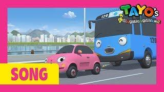Tayo's sing along show 2 l Let's make a choo-choo train l Tayo the Little Bus