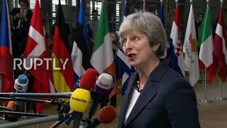 Belgium: Brexit deal