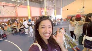 Back To School! My High School Fair -Thailand Vlog