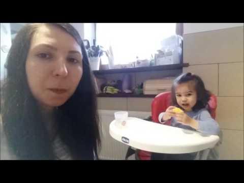 Vlog 09.06.2017 - Melissa mănâncă lămâie și face ciorbă