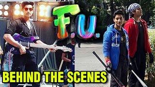 FU | Fun Behind The Scenes | Akash Thosar, Mahesh Manjrekar | Marathi Movie 2017