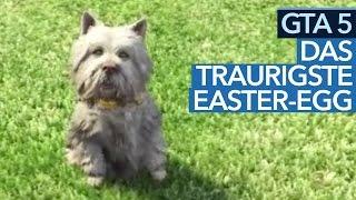 Das traurigste Easter Egg in GTA 5 - Die Geschichte um den Hund Greyfriars Bobby