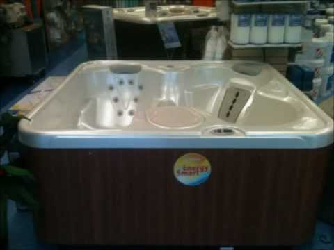 Hot Spot SX Hot Tub - By Waktins the Makers of Hot Spring Spas - Done by Matt Da Spa Guy