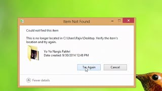 Delete The Undeletable Folder | Windows 8.1 Tutorial / Troubleshooting