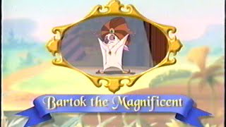 Sing-A-Long – Bartok the Magnificent (1999) Music Video (VHS Capture)