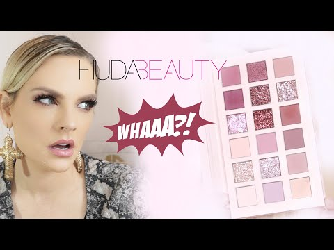 Xxx Mp4 HUDA BEAUTY NEW NUDE PALETTE REVIEW AND DEMO JUSTDREAMSOF 3gp Sex
