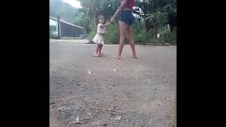 Dançando funk com Vanessa MC Kevinho