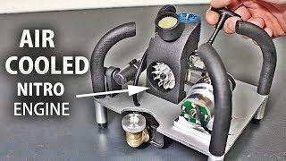 Mini Nitro Engine Generator