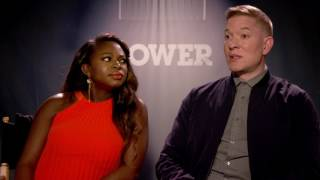Power Season 4 Interviews: The Cast Remembers Charlie Murphy