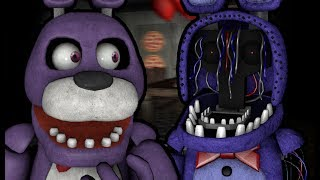 BONNIE PLAYS: Overnight 2 - Reboot    BEING STALKED BY WITHERED BONNIE!!!