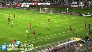 المايسترو: أفضل 10 أهداف في الدور الأول من دوري الخليج العربي 2013/2014 ~