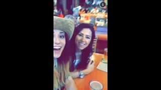 Best Stally (Stevie & Ally) Snapchat's - August