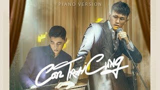 CON TRAI CƯNG (Piano Version) | K-ICM ft B Ray | MV Official