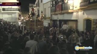 El Cristo de la Lanzada de Ayamonte procesiona