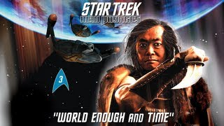 Star Trek New Voyages, 4x03, World Enough and Time, Subtitles