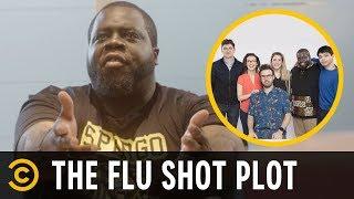 A Workplace Conspiracy: The Flu Shot Plot - Every Damn Sketch Show