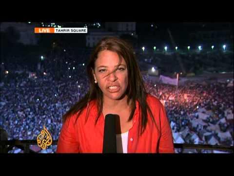 Xxx Mp4 Al Jazeera S Hoda Adbel Hamid Reports From Tahrir 3gp Sex