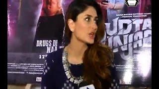 WATCH: Kareena praises Ex Boy Friend Shahid Kapoor; opens up on her upcoming film 'Veere