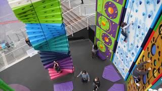 Clip 'n Climb - IFSC World Cup Edinburgh 2017