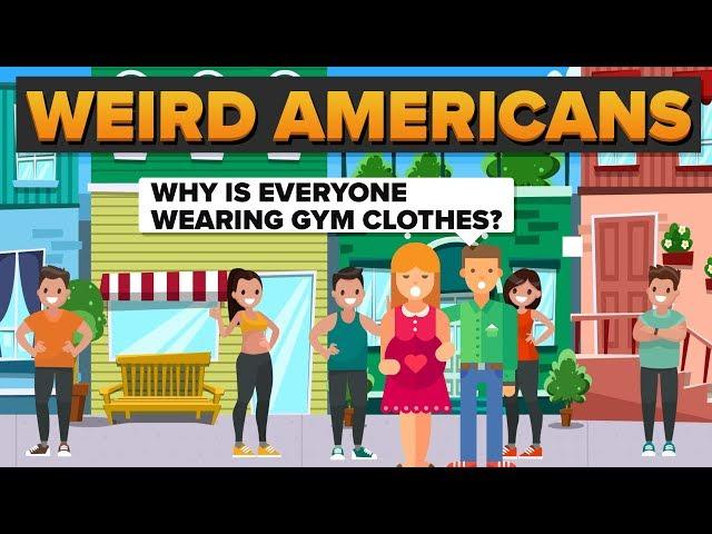 American Things Europeans Find Weird
