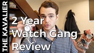 Honest Watch Gang Review - 2 Years with Black and Platinum Tiers