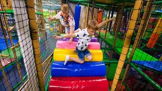 Indoor Playground Fun at Lek & Buslandet for Family and Kids