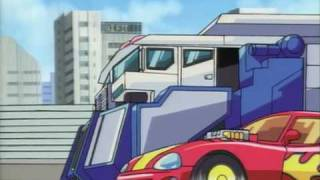 Transformers Robots in Disguise Episode 28-1 (HD)