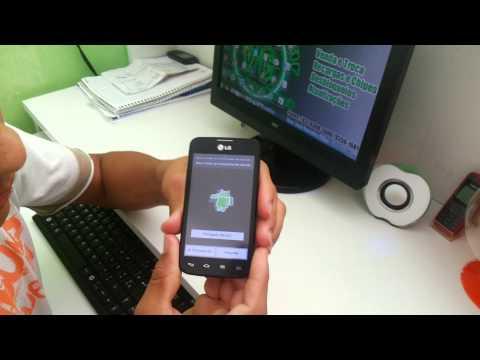 Как сделать прошивку для телефона lg 757