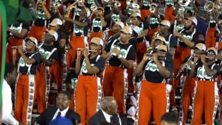 FAMU Marching 100 Ice Cream man. | @TheeFClub